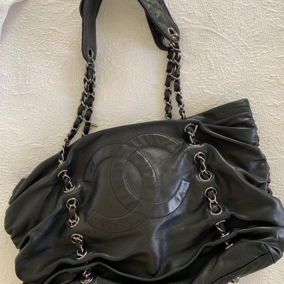 b201a509eace CHANEL Bags | Timeless Sharpei Tote Lambskin Large | Poshmark